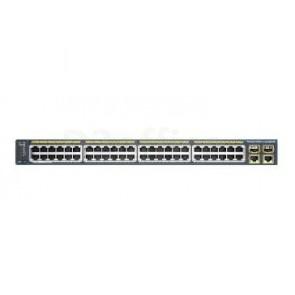 Cisco Catalyst 2960-X 48 GigE PoE 740W, 4 x 1G SFP, LAN Base