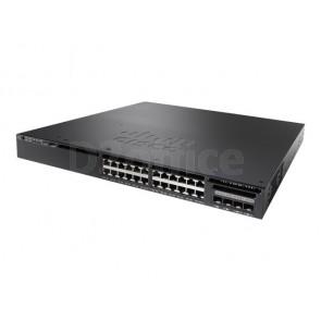 Cisco Catalyst 3650 48 Port Data 4x1G Uplink IP Services